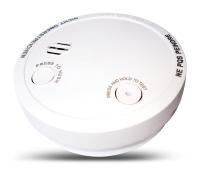 Autonome rookdetector, incl. Li batterij